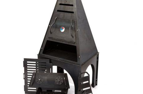 blaze tower kit