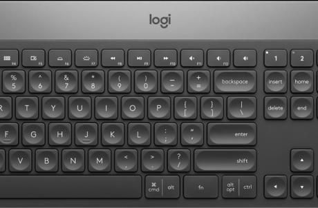 craft keyboard logitech feature
