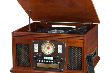 victrola vintage turntable