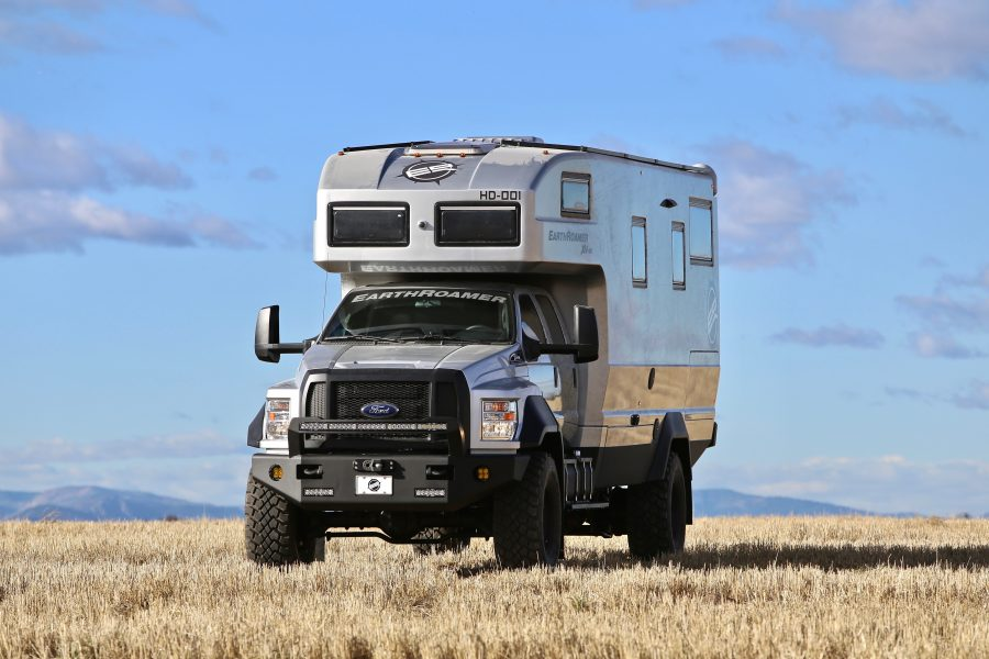 EarthRoamer XV-HD: Built on the Ford F-750 Chassis – At a Cool $1.5M
