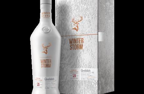 glenfiddich experimental collection winter storm bottle