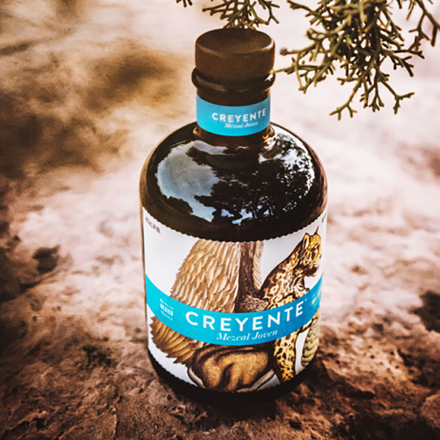 Creyente Mezcal Joven Is A Very Unique Blend of Delicious Agave