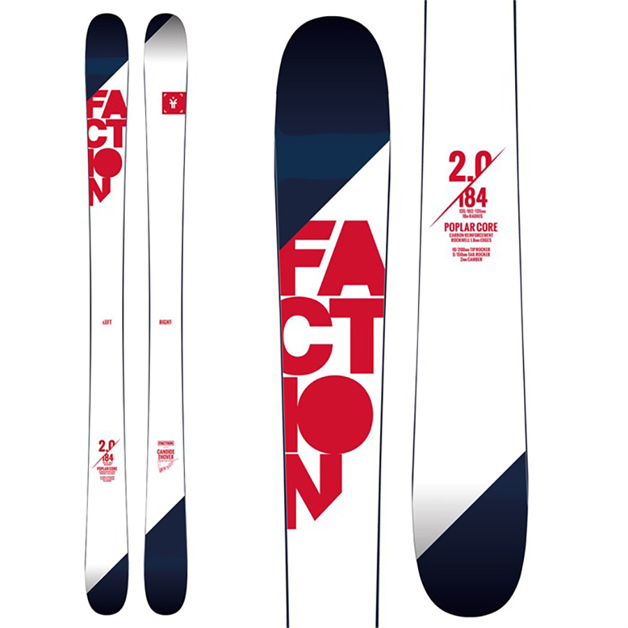 Faction Candide Thovex 2.0 All-Mountain Skis