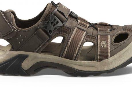 teva omnium best hiking sandals