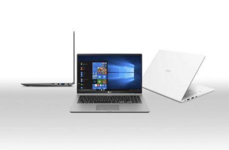 lg gram laptop reveal