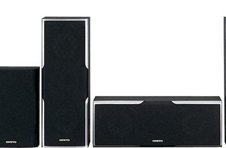 budget surround sound speakers