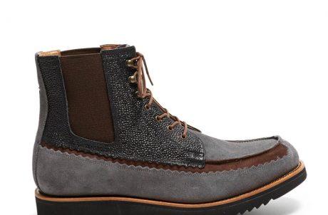 Tessera Multi Suede Boot