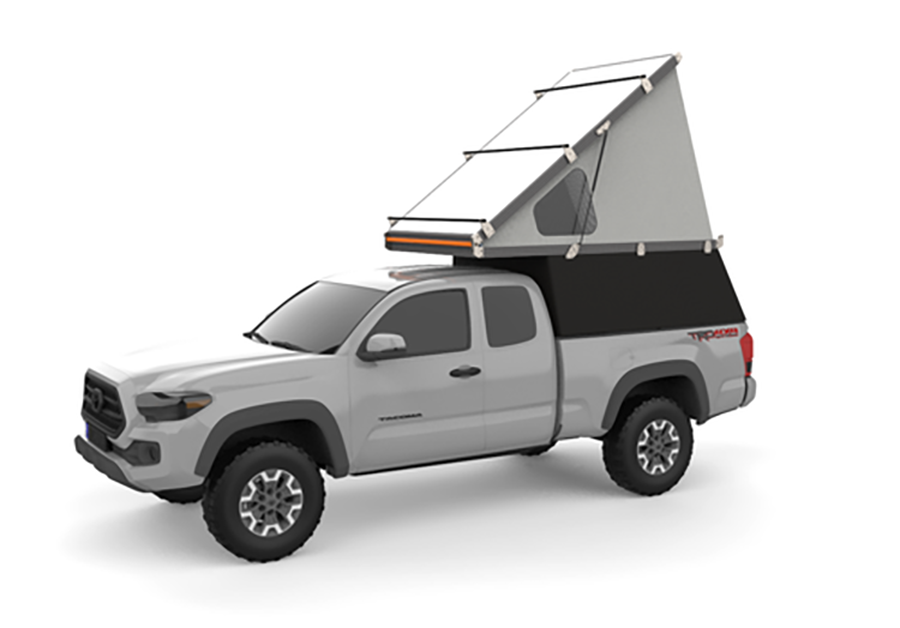 GO-FAST CAMPERS: Ultralight, Off-Road Campers for Dirt-Road Lovers