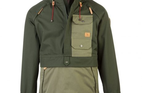 Western Rise Bitter Creek Anorak Jacket Front