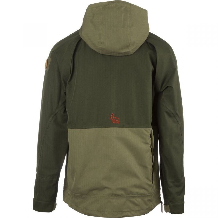 Western Rise Bitter Creek Anorak Jacket: Made and Tested at 8750′ Altitude