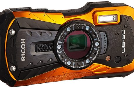 Ricoh WG-50 16Mp Camera