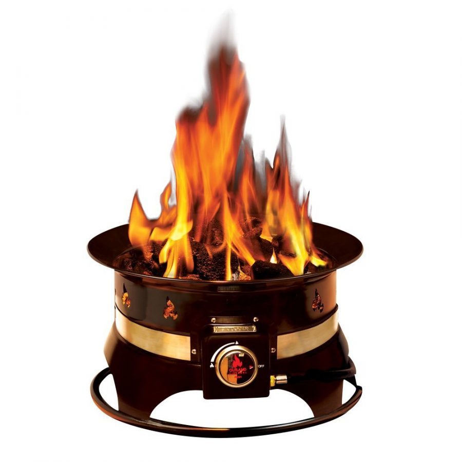 The Outland Firebowl is A Portable Campfire
