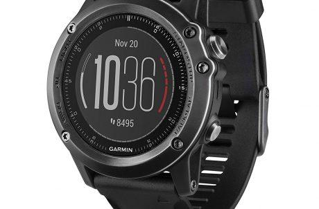 Garmin Fenix 3 GPS Watch Front