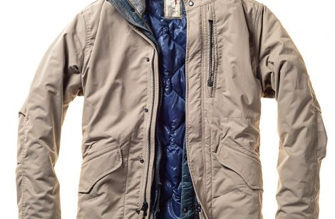 Relwen Jackets Covert Trench Feature