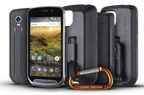 Land Rover Phone Explroe Android
