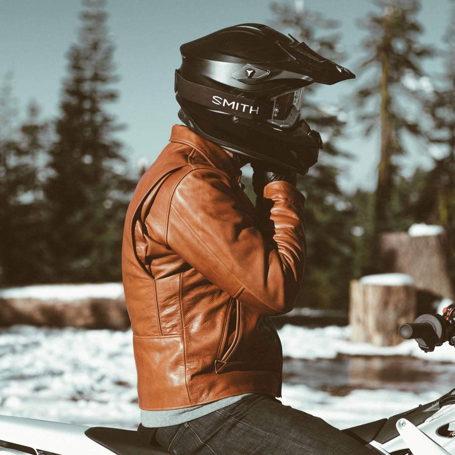 The Taylor Stitch Moto Jacket Is One Gorgeous Piece Of Leather