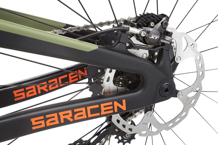 2018 Saracen Ariel LT: Purely English Mountain Bike