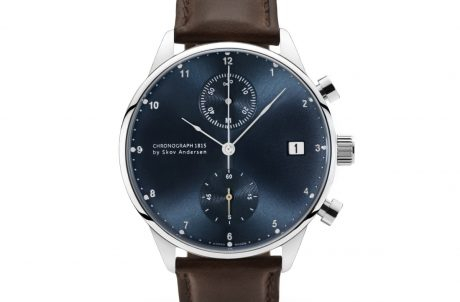 About Vintage 1815 Chronograph Watch