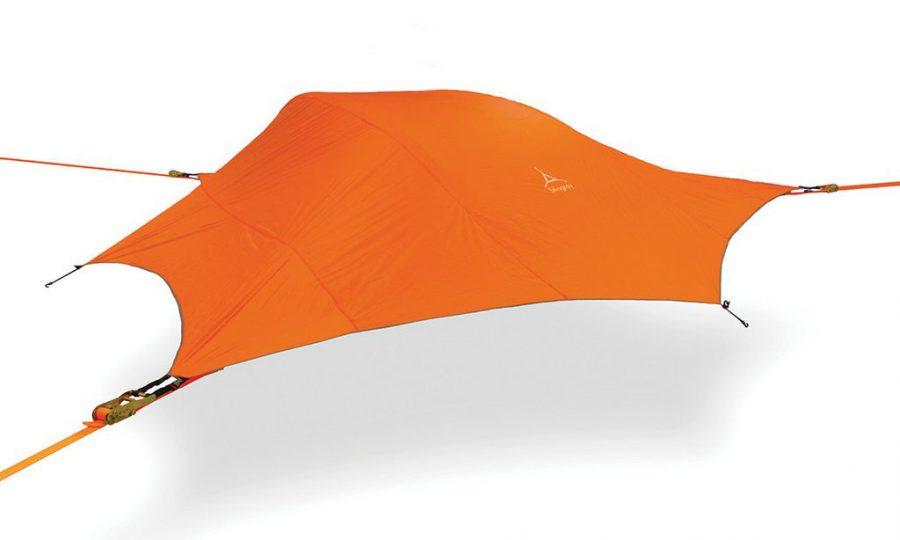 Tentsile Stingray: Half Tent, Half Treehouse for Camping in Style