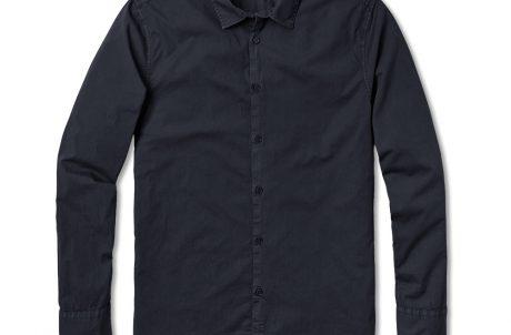 Buck Mason Cool Cotton No Pocket Shirt