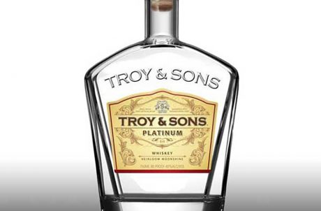 Troy and Sons Platinum Moonshine