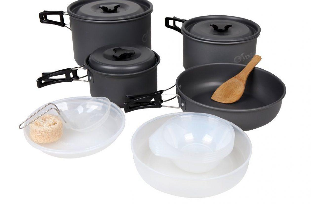 Yodo Cookware Anodized Aluminum