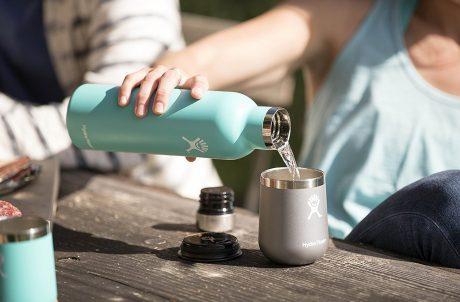 HydroFlask Wine Bottle banner
