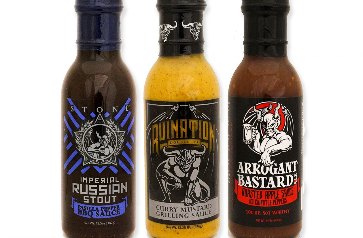 Stone Brewing Barbecue Sauce