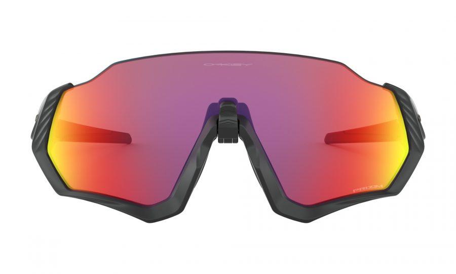 Oakley Flight Jacket Sunglasses: Aggressive New Style For A Fog-Free Ride