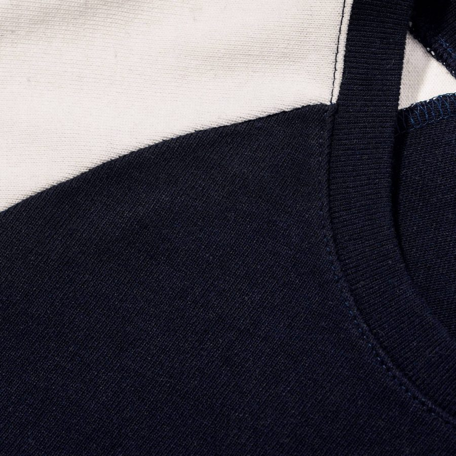 Taylor Stitch Heavy Bag Tee: Recycled Materials Meet Casual Fresh Style