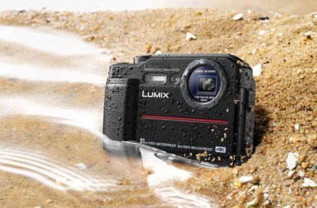 Lumix TS7 Tough Camera Waterproof