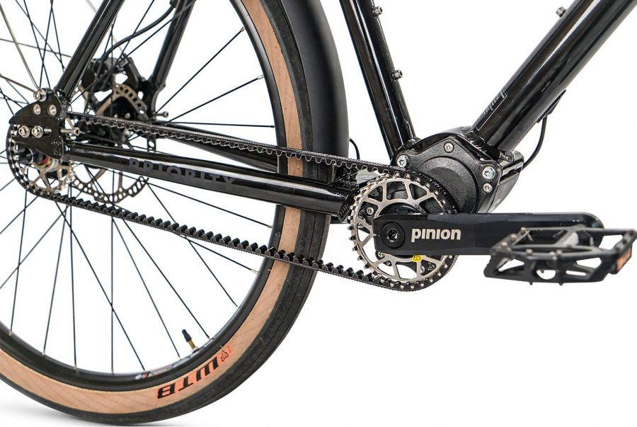 Priority 600: This Unique Commuter Bike Is Chain-Free