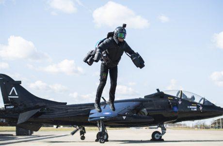 Gravity Industries Jet Pack