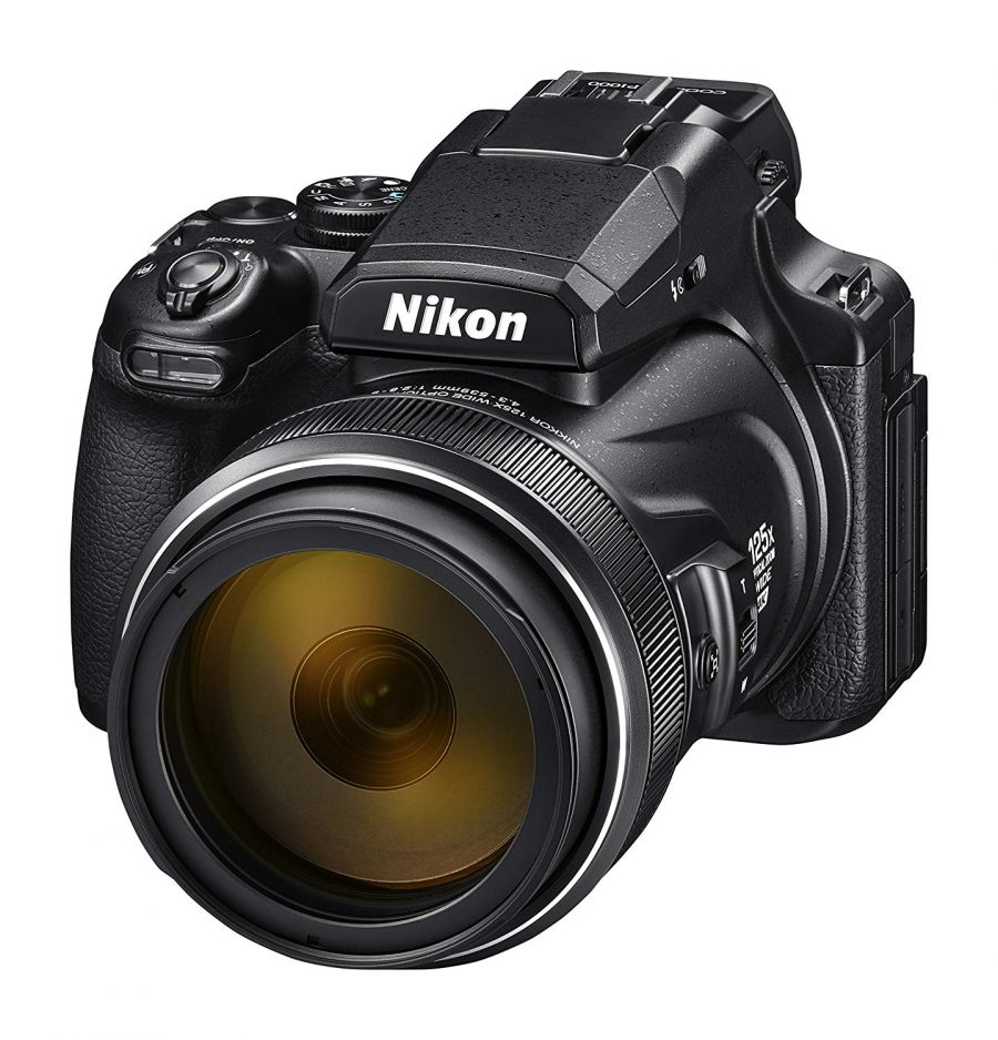 The Nikon CoolPix P1000 Has Some Serious Zoom – 3000mm