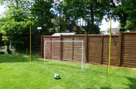 Open Goaaal Soccer Goal