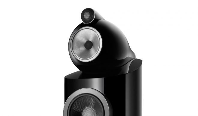 Sound and Class: The 803 D3 Diamond From Bowers and Wilkins, Made With Real Diamond