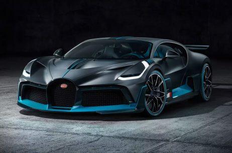 Bugatti Divo Supercar