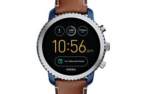Fossil Q Gen 3 Explorist Smartwatches