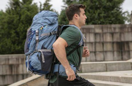 HoverGlide Floating Backpack