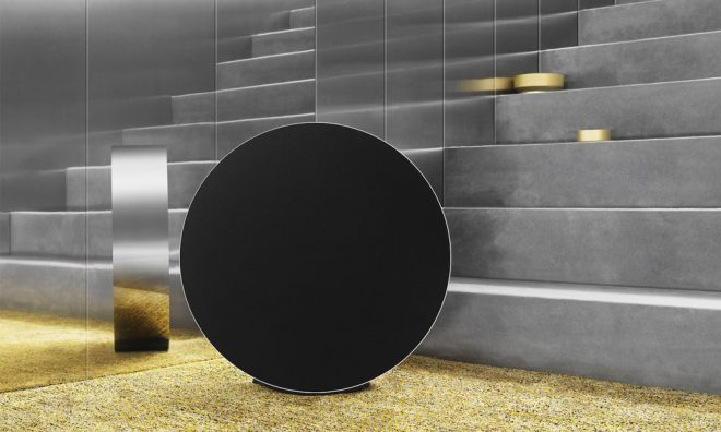 The Beosound Edge Is The World's Coolest Speaker