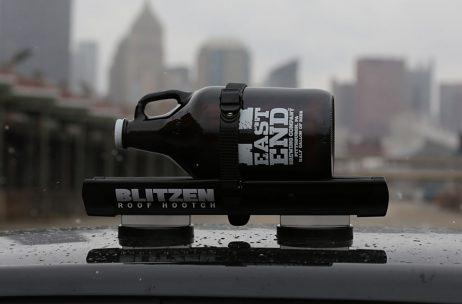 Blitzen Rooftop Wine Cooler Rack