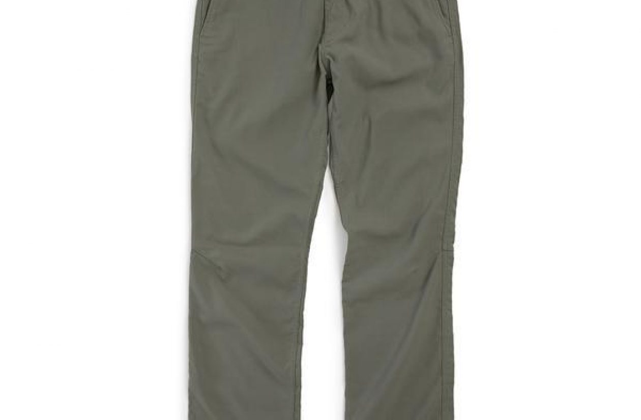 Western Rise Alloy Chinos