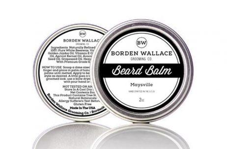 Borden Wallace Maysville Wax