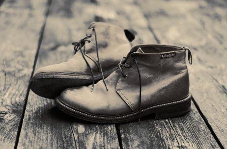 Upgraded Chukka Desert Boots 2018