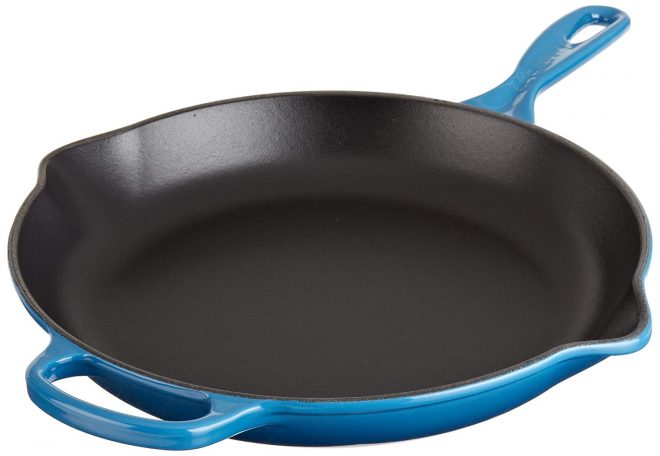 The Le Creuset Cast Iron Skillet Should Be Part of Your Kitchen Cookware
