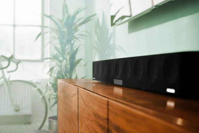 Sennheiser's Ambeo Puts Surround Sound Into A Soundbar