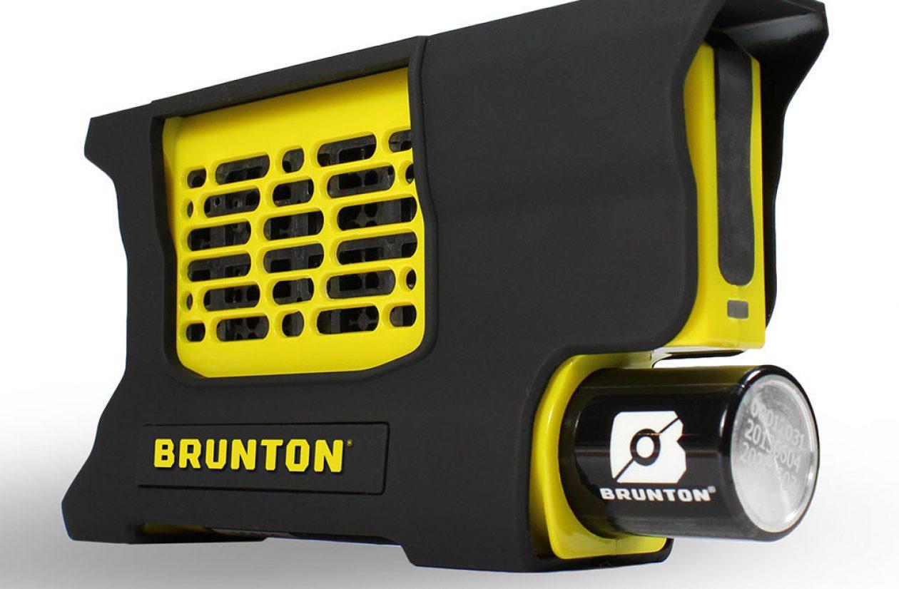 Brunton Hydrogen Reactor Plain Image