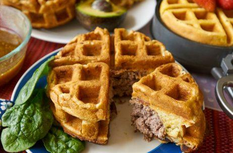 Wonderffle Stuffed Waffles