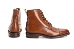 Meermin Brandy Cordovan Boots