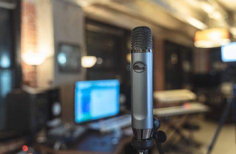 Blue Ember XLR Studio Mic 5